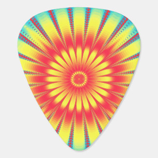 Psychedelic Guitar Pick
