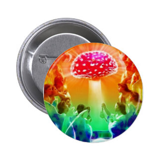 Psychedelic-Heaven Buttons