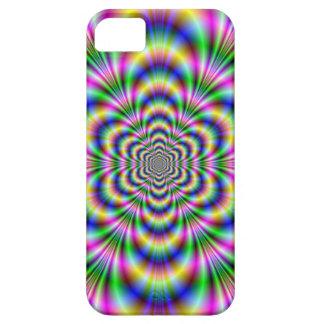 Psychedelic Hexagon iPhone 5 Case