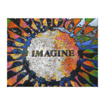 Psychedelic Imagine Mosaic, Strawberry Fields 01