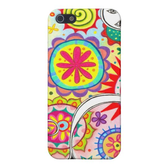 Psychedelic iPhone 5/5S Cover