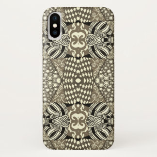 Psychedelic iPhone X Case
