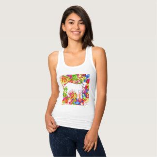 Psychedelic Kid Tank Top