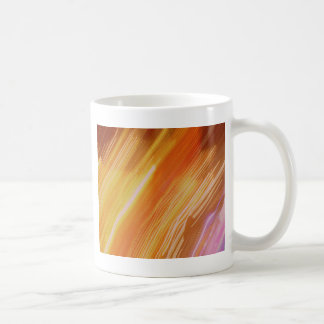 Psychedelic Lights Colours Coffee Mug