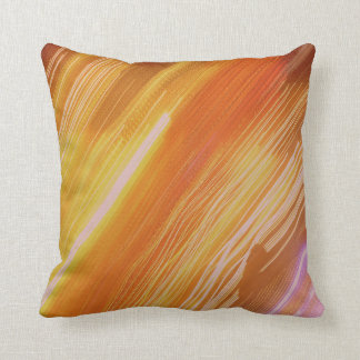 Psychedelic Lights Colours Cushion