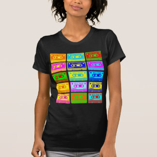 Psychedelic Mix Tape T-Shirt