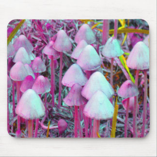 Psychedelic Mushrooms Mouse Mat