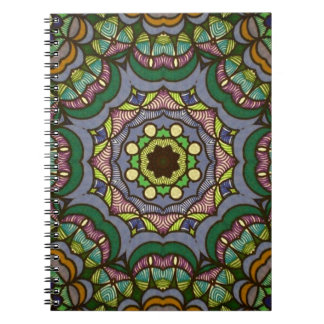 Psychedelic Notebook