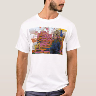 Psychedelic NYC: IAC Building, 100 W 11th Street T-Shirt