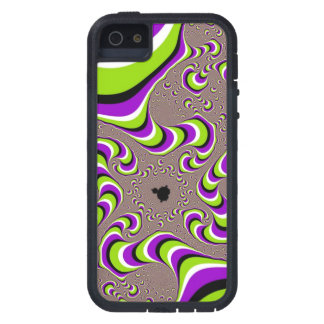 Psychedelic Optical Illusion iPhone 5 Cover