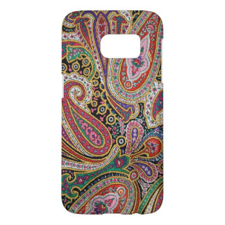 psychedelic paisley pattern