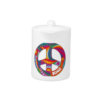 Psychedelic Peace Symbol
