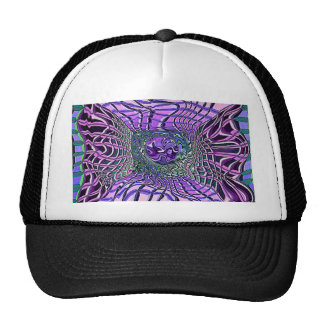 Psychedelic Perspective Cap