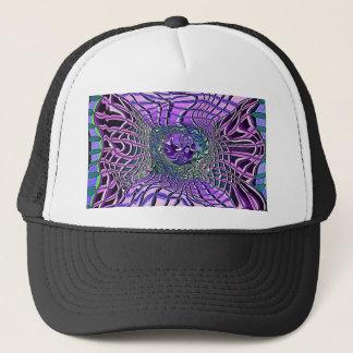 Psychedelic Perspective Trucker Hat