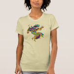 Psychedelic Plague Doctor T-Shirt