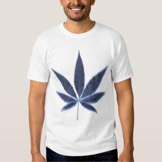 Psychedelic Pot Leaf Tshirt