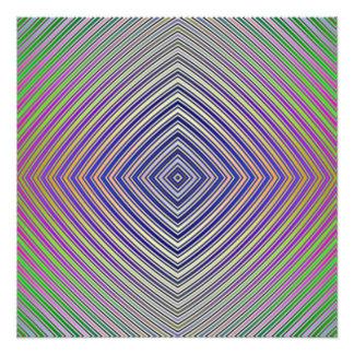 Psychedelic Pyramid Plan Photo
