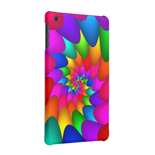 Psychedelic Rainbow iPad Mini 2 & iPad Mini 3 Case iPad Mini Case