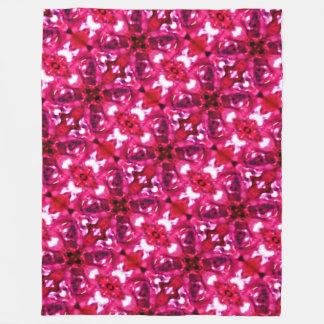 Psychedelic Rose Blanket