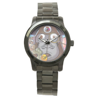 Psychedelic Schmeckle Watch