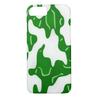 Psychedelic Shamrock Milk iPhone 7 Case