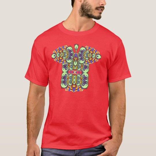 PSYCHEDELIC Shield of Balance TSHIRTS