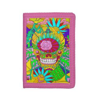 Psychedelic Skullclops Wallet