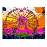 Psychedelic Sky Wheel