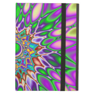 Psychedelic Smash iPad Case with Kickstand