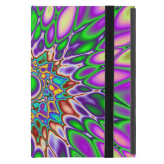 Psychedelic Smash iPad Mini Case & Kickstand