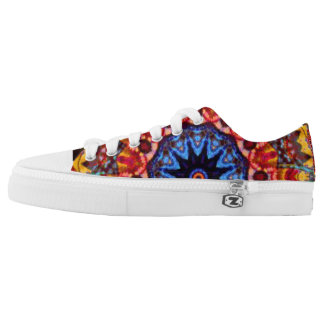 Psychedelic sneakers #5