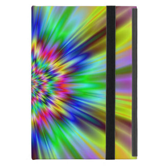 Psychedelic Star Cover For iPad Mini