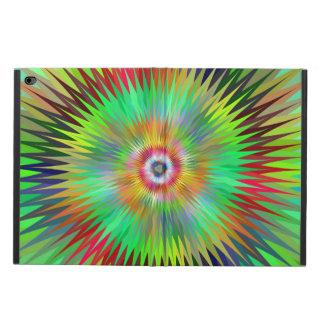 Psychedelic Starburst Fractal Powis iPad Air 2 Case