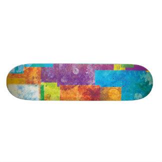 Psychedelic Steampunk Skateboards