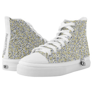 Psychedelic Sunshine High Tops