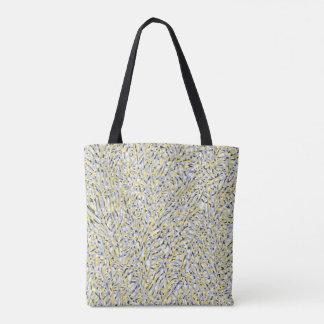 Psychedelic Sunshine Tote Bag