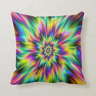 Psychedelic Supernova Pillows