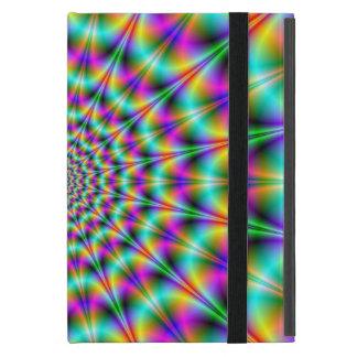Psychedelic Supernova Powis iCase iPad Mini Cover