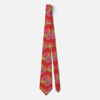 Psychedelic Thoughts Tie