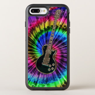 Psychedelic Tie-Dye Guitar Otterbox  Case