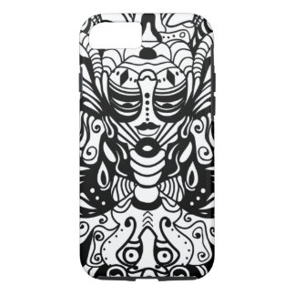Psychedelic Totem iPhone 7 Case