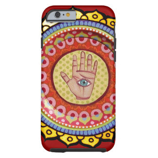 Psychedelic Trippy iPhone 6 case