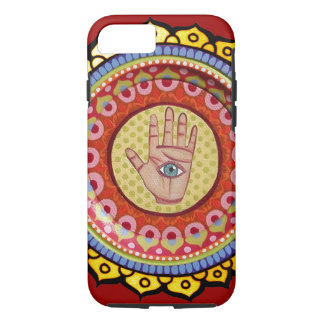 Psychedelic Trippy iPhone 7 case