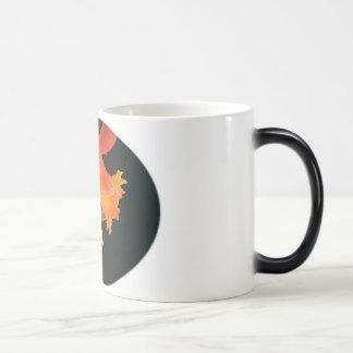 Psychedelic Tulip Magic Mug