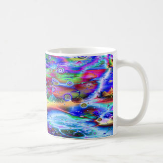 Psychedelic Vision Coffee Mug