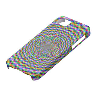 Psychedelic Web iPhone 5 iPhone 5 Cases