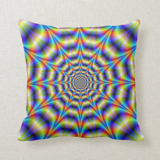 Psychedelic Wheel Pillows