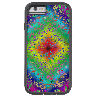 Psychedelic Woven Crystals Phone Case