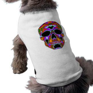 Psychedellic Skull Shirt