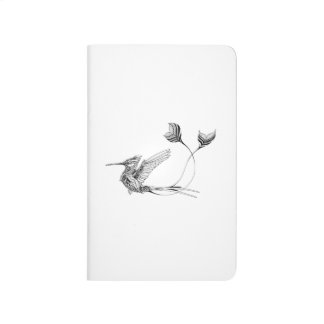 Psychedlic Bird Tattoo Journal